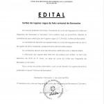 EditalFeira